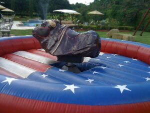 mechanical bull rentals in miami