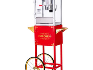 pop corn cart concession machine rentals