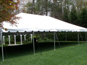 birthday party tent rentals