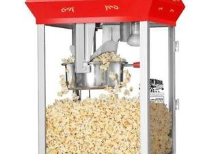 table top popcorn concession machine rentals