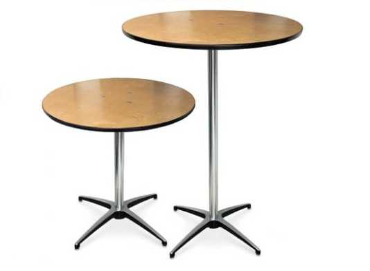 36' cocktail table rentals in miami