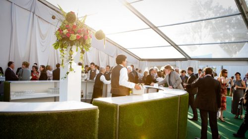 tent event for corporate event rentals