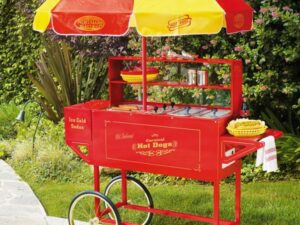 hot dog concession machine rentals