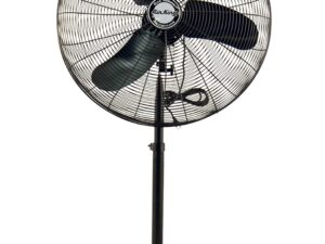 "30"" black pedestal fan rentals"