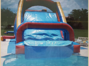 big slide water slide rentals