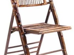 bamboo folding chair rentals miami