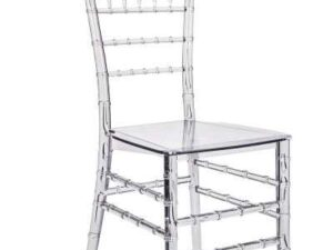 clear chiavari chair rentals miami