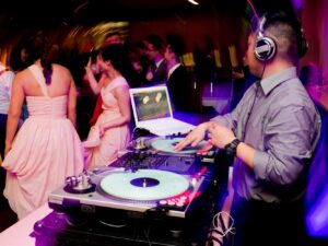 party dj entertainment service rental for weddings