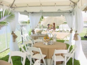 special for wedding event rentals