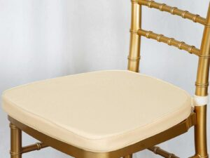 ivory chiavari chair cushion rentals in miami