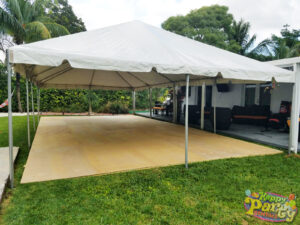 plywood portable dance floor rentals