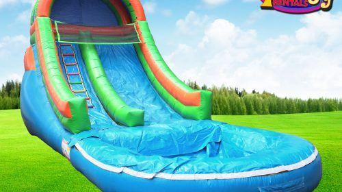 surf slide water slide rentals miami