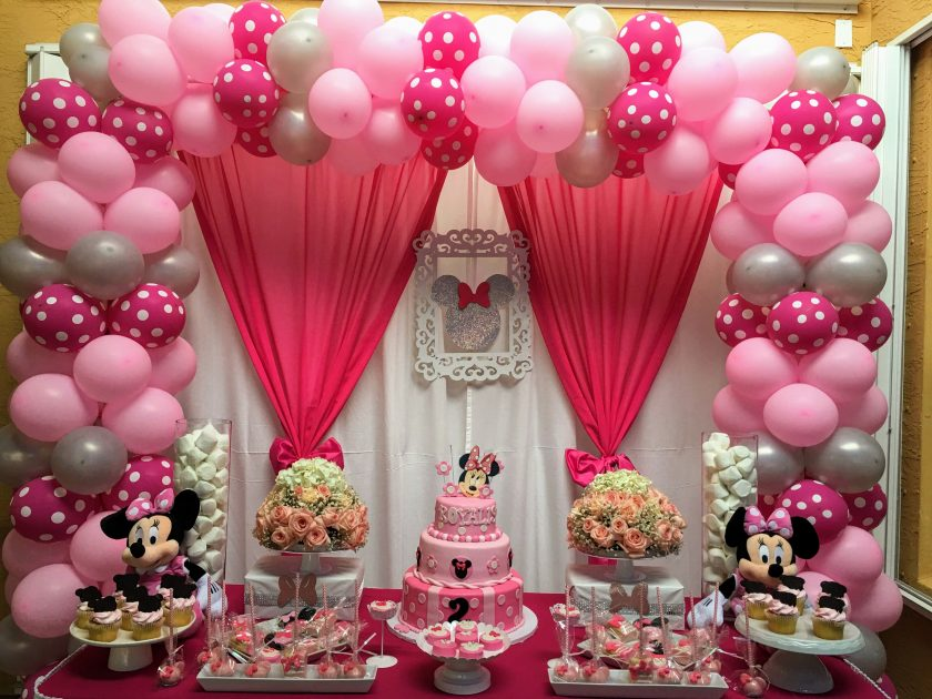 Cake Table Decoration 8 Happy Party Event Rentals