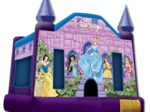 princess themed bounce house rentals