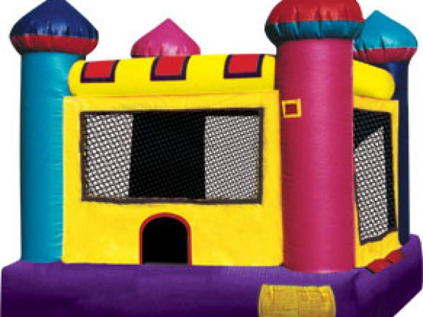 9 x 9 mini castle bounce house rentals for toddlers