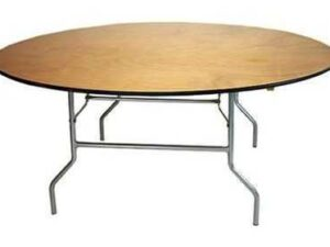 large round buffet table rentals in miami