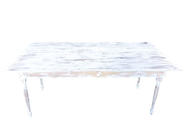 vintage farm table rentals miami