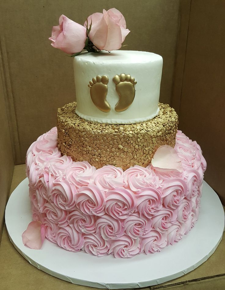 Baby Shower Cake Happy Party Event Rentals