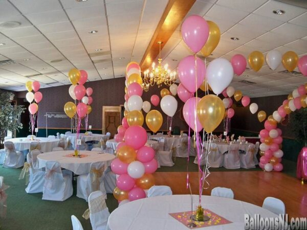 baby shower party package decoration rentals