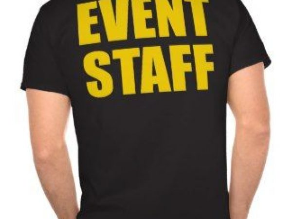 event staff for party