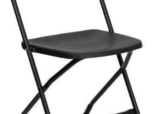 black plastic folding chair rentals miami