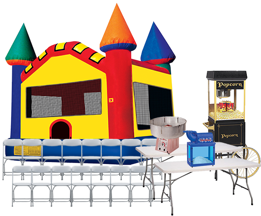 premium kids party package special