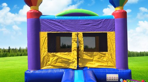 balloon module castle bounce house rentals