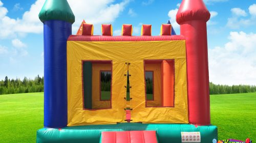 castle fortress bounce house rentals