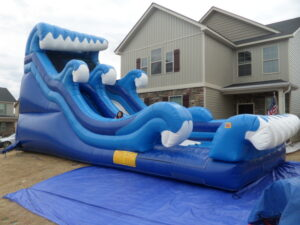 coral bay water slide rentals