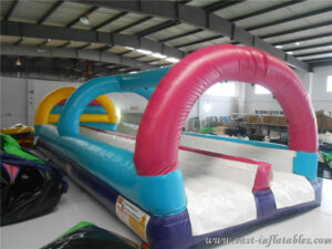 double lane slip n slide water slide rentals miami