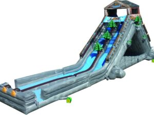 adult water slide log jammer rental in miami
