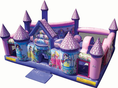 princess palace toddler bounce house rentals