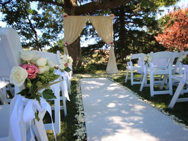 full wedding event rentals in miami package