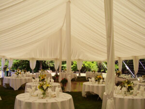 liners for tents wedding event rentals