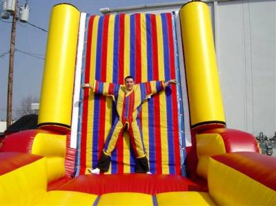 Velcro Wall Rental Happy Party Event Rentals