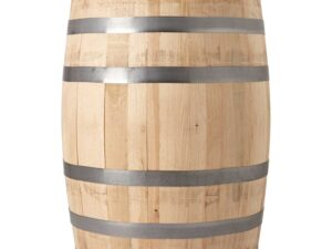 whiskey barrel rustic farm rental