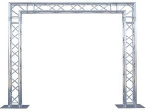 truss rental miami for screen or portable tv