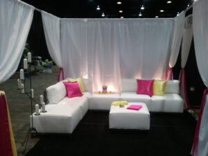 white leather lounge furniture rentals