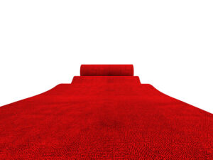 red carpet rental for weddings and events